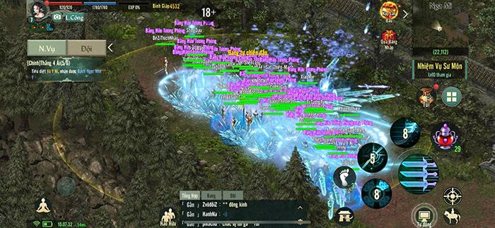 VLTK 1 Mobile lập kỷ lục ngày ra mắt: 20 server chật cứng với hàng vạn người xếp hàng vào game