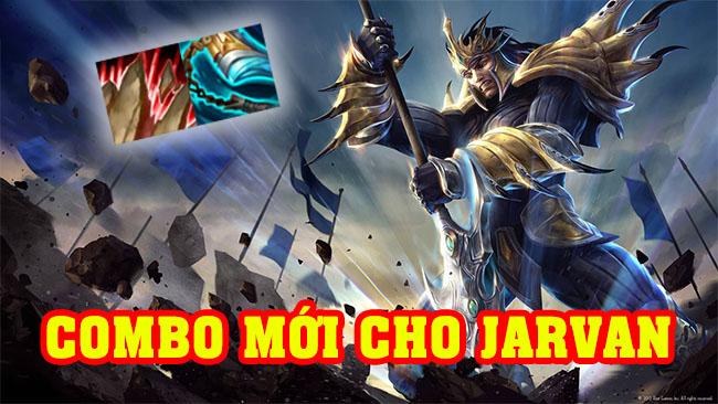 Mẹo LMHT: Lên Chùy Phản Kích khi chơi Jarvan để tận dụng tốt nhất chiêu cuối