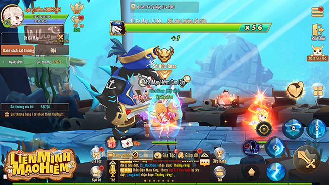 Liên Minh Mạo Hiểm: Những tình huống tranh Boss khiến người chơi dở khóc dở cười
