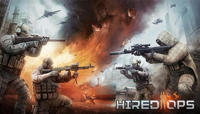 Hired Ops – game bắn súng đẹp mắt vừa ra mắt trên Steam