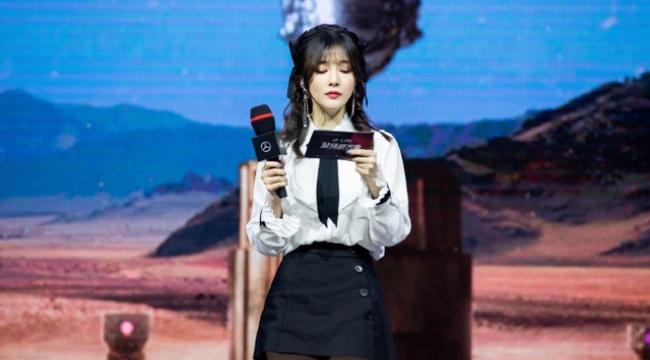 Nữ MC xinh đẹp bị fan Trung Quốc chỉ trích gay gắt vì đọc sai tên tướng