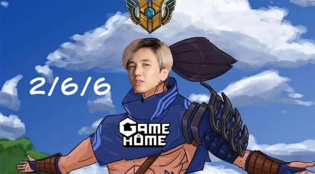 """Cầm """"tướng quốc dân"""" Yasuo múa fail trong Icon Series, Bé Chanh khiến fan suýt """"trầm cảm"""""""