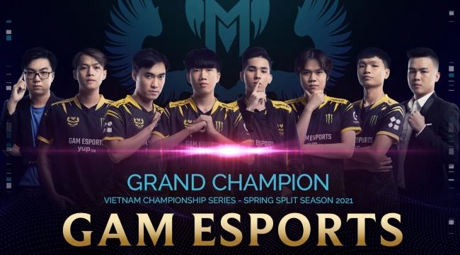 GAM chính thức trở lại MSI, fan quốc tế nhớ lại chiến tích 4 năm trước