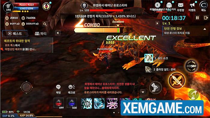 Cabal Mobile | XEMGAME.COM