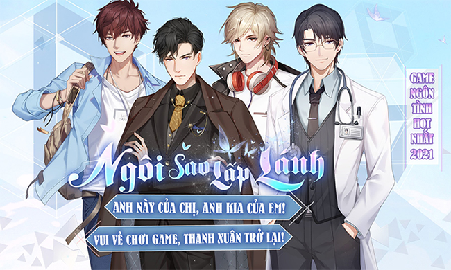 Ngôi Sao Lấp Lánh mobile – game thời trang quản lý idol thế hệ mới chuẩn bị ra mắt game thủ