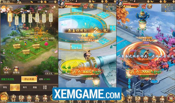 Phàm Nhân Mobile   XEMGAME.COM