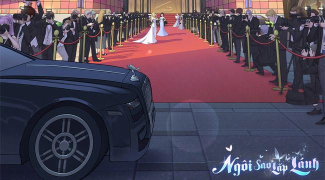 Ngôi Sao Lấp Lánh thể hiện đẳng cấp game hẹn hò 2021, vừa ngôn tình lại có thời trang đỉnh