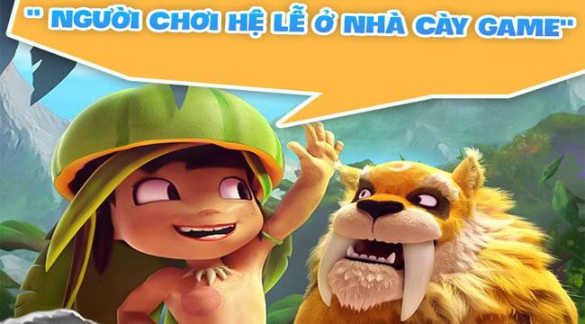 Đảo Quái Thú dành update khủng cho game thủ ở nhà cày trong dịp lễ