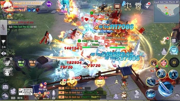 Thiên Ngoại Giang Hồ: Sự kiện Hào Khí Văn Lang – nơi tôn vinh những màn PK rực cháy