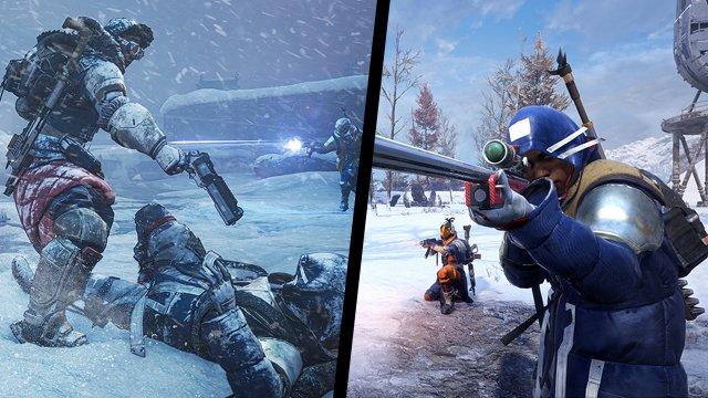 """Scavengers – Battle Royale """"tàn nhẫn"""" với việc hỗ trợ 9000 người chơi cùng lúc"""