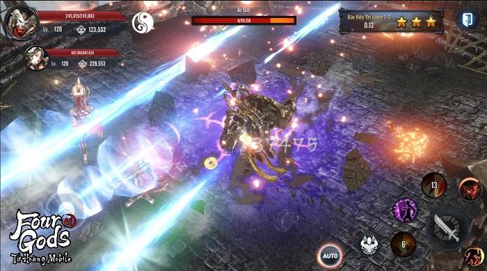 Tứ Hoàng Mobile – Bom tấn MMORPG xứ Hàn có điểm gì thu hút cộng đồng Việt?