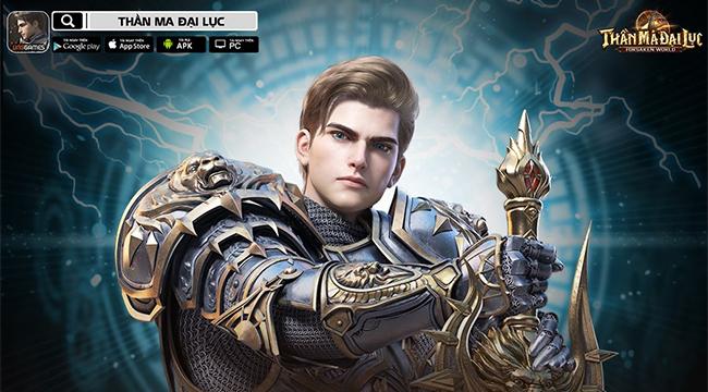 Game thủ 3 miền cùng nhau lập hội chơi Forsaken World: Thần Ma Đại Lục
