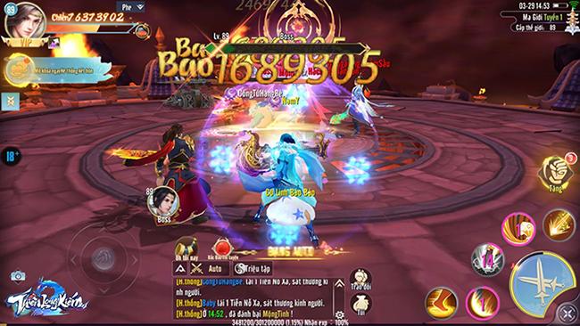 Bom tấn Thiên Long Kiếm 2 ra mắt chính thức, tặng giftcode chung xịn