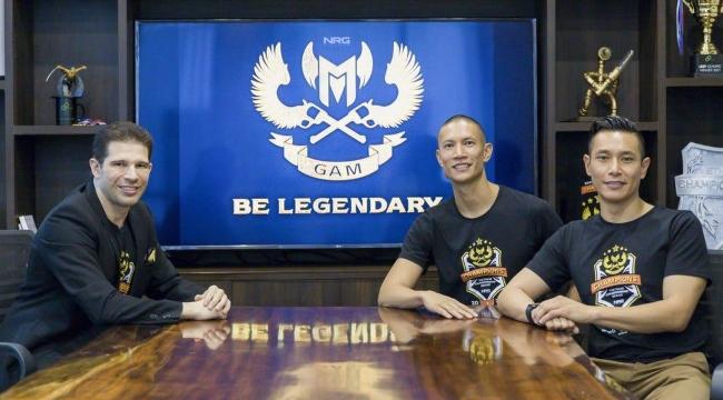"""LMHT: GAM Esports chính thức đổi chủ """"khủng"""", tham vọng vươn tầm thế giới"""