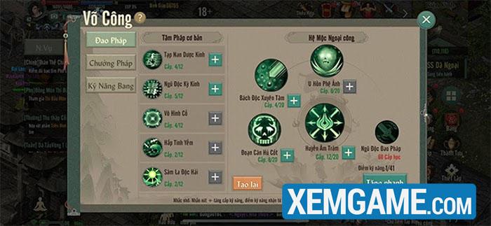 game Võ Lâm Truyền Kỳ 1 Mobile (VLTK 1 Mobile)