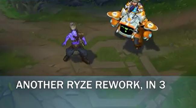 LMHT: Có tỉ lệ thắng chạm đáy nhưng Riot Games còn lâu lắm mới làm lại Ryze