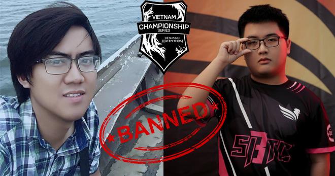 Dia1 chính thức nhận án cấm thi đấu, quản lý SBTC thậm chí bị gấp đôi