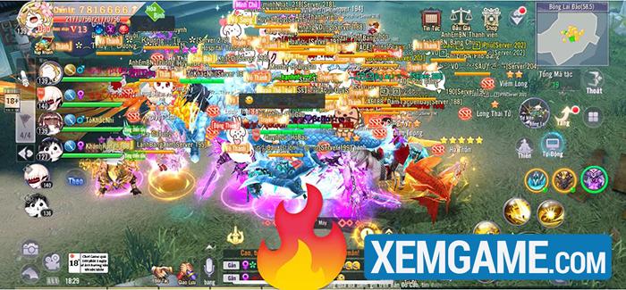 """Nhá hàng Big Update 4.0, Thiên Ngoại Giang Hồ khiến cộng đồng game thủ """"nóng càng thêm nóng"""""""