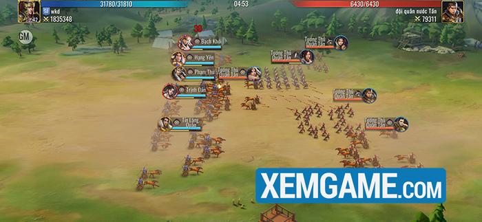 Mộng Chiến Quốc | XEMGAME.COM