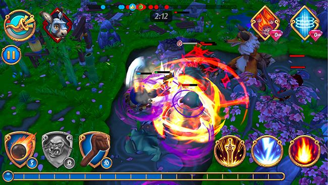 Royal Revolt 2 ra mắt phiên bản chơi trên PC