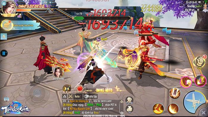 Thiên Long Kiếm 2 tặng thêm giftcode riêng cho game thủ
