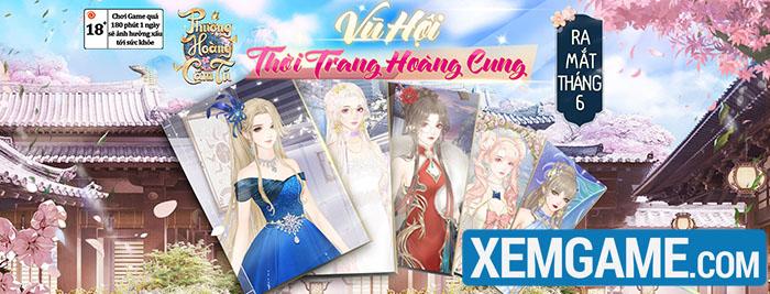 Phượng Hoàng Cẩm Tú - Thêm một game thời trang hấp dẫn được Funtap đưa về Việt Nam