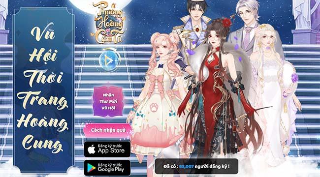 Phượng Hoàng Cẩm Tú – Thêm một game thời trang hấp dẫn được Funtap đưa về Việt Nam