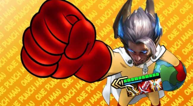Đấu Trường Chân Lý: Đội hình Sett One Punch Man trở lại trong meta 11.11
