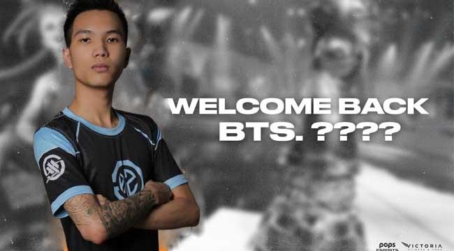 LMHT: BTS nhá hàng tuyển thủ mới, cộng đồng suy đoán là Sena