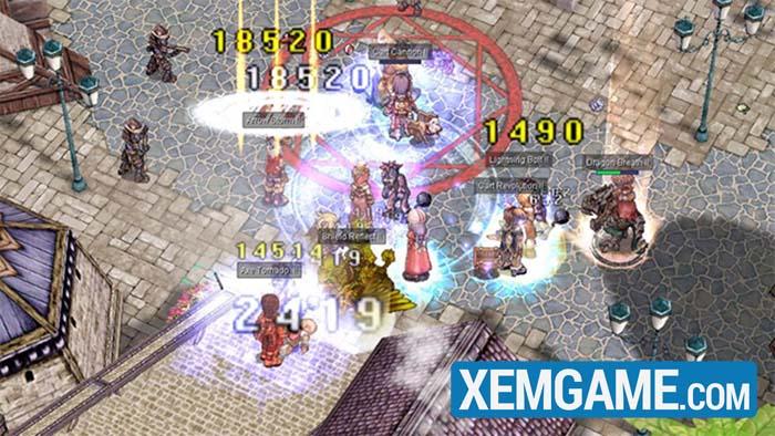 Ragnarok Online   XEMGAME.COM