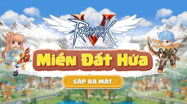 Miền đất hứa Ragnarok Online sắp được VTC Game mang trở lại Việt Nam