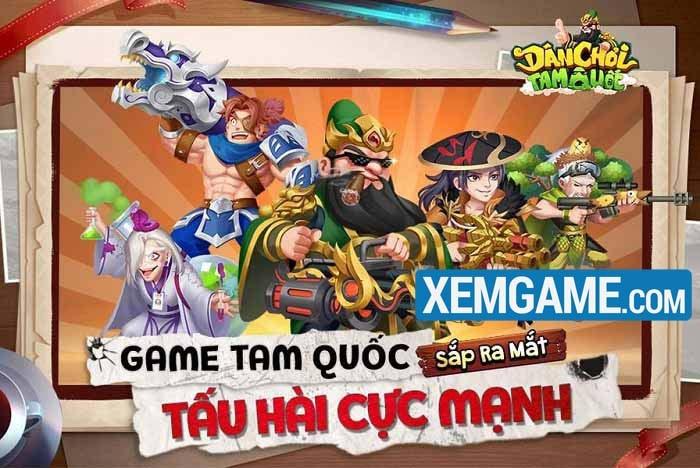 Dân Chơi Tam Quốc | XEMGAME.COM