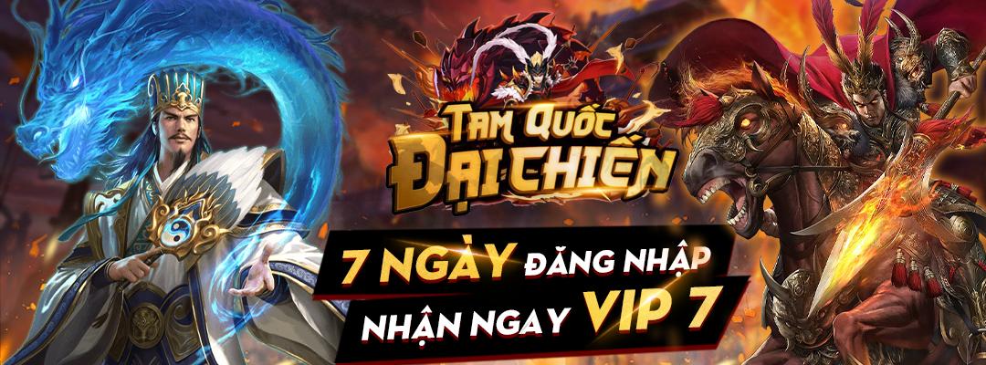 Tam Quốc Đại Chiến mobile - game đấu tướng cày chay lên Vip sắp ra mắt cộng đồng