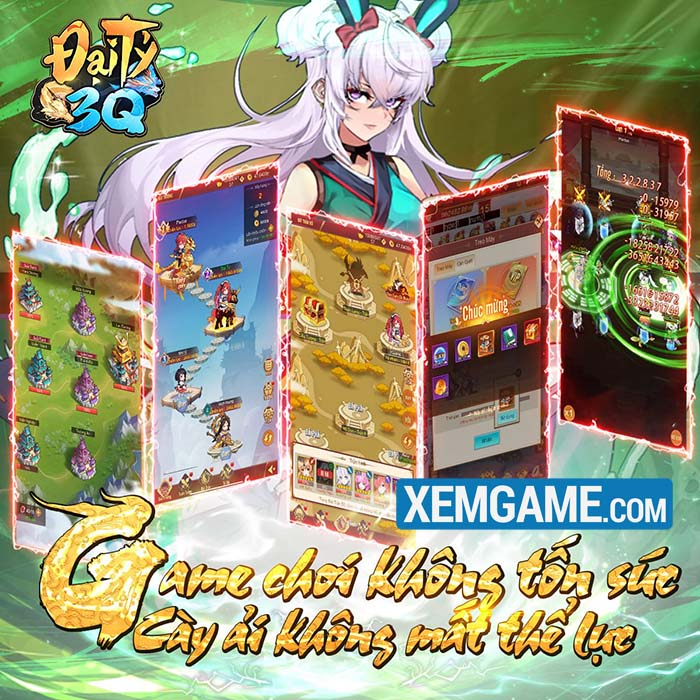 Đại Tỷ 3Q   XEMGAME.COM