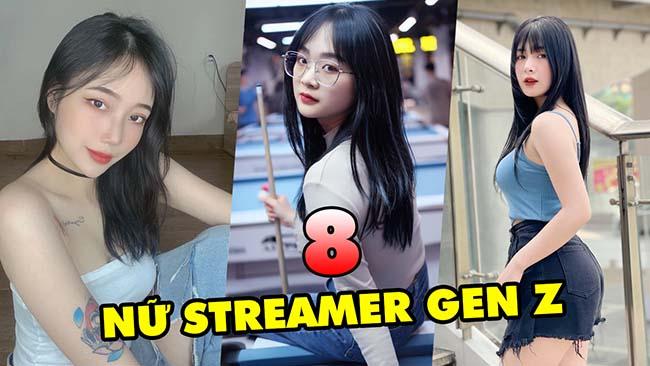 TOP 8 cô nàng Streamer Gen Z hot nhất của làng game Việt Nam: Gấm Kami, Quỳnh Alee,…