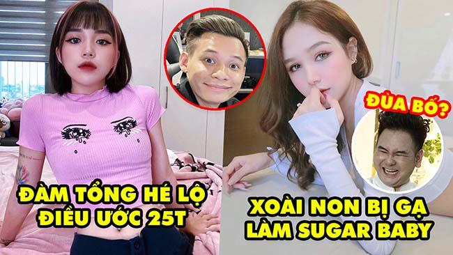 Stream Biz #73: Xoài Non bị gạ làm Sugar Baby, Độ Mixi mở rạp phim, Linh Ngọc Đàm sinh nhật 25 tuổi