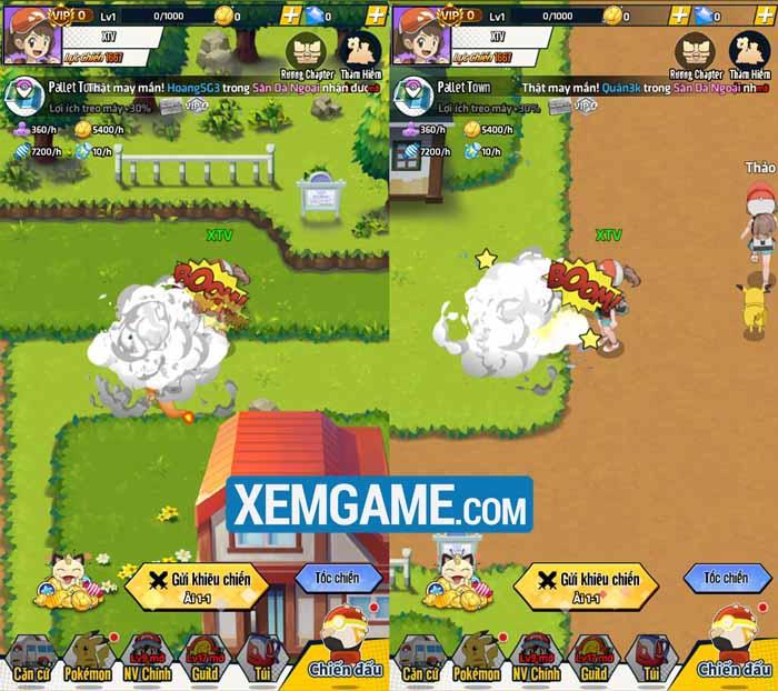 Siêu Thần Thú Mobile | XEMGAME.COM