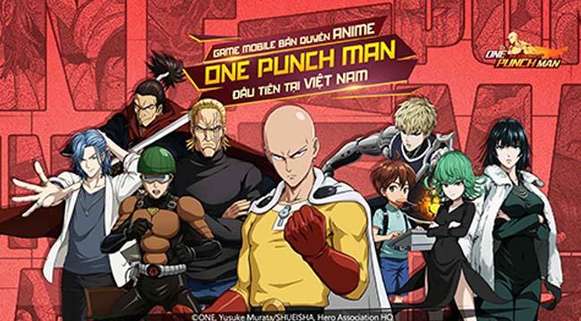 One Punch Man: The Strongest sẽ phát hành ở Việt Nam dưới bàn tay của VNG