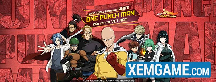 One Punch Man: The Strongest | XEMGAME.COM