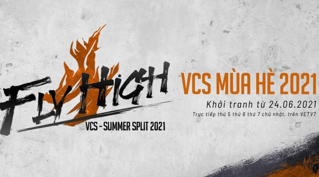 LMHT: VCS mùa Hè 2021 chính thức ấn định thời điểm khởi tranh
