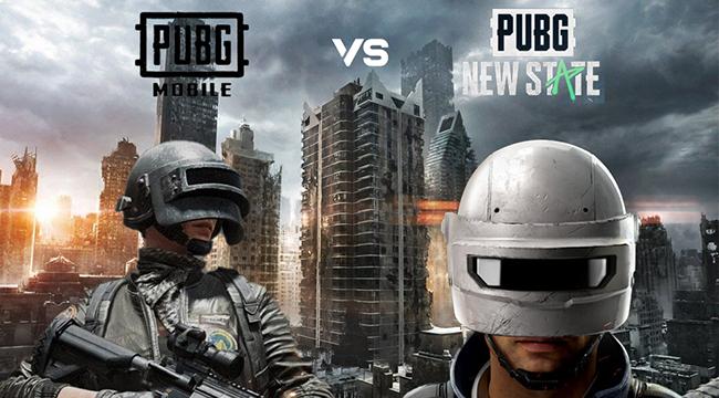 Những thứ tách biệt PUBG New State và PUBG Mobile với nhau
