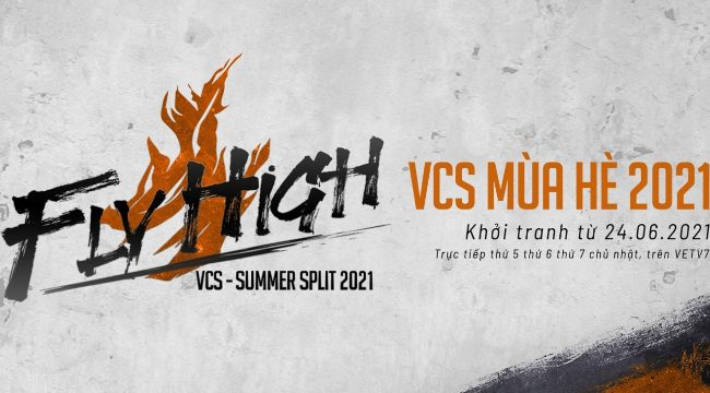 LMHT: VCS mùa Hè 2021 đổi thể thức, lấy 5 đội vào vòng playoff
