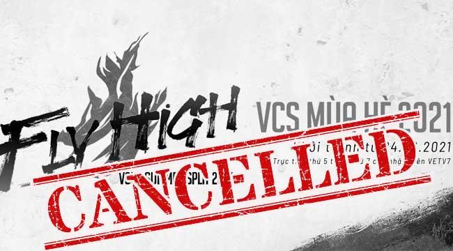 LMHT: VCS mùa Hè 2021 bị tạm hoãn vô thời hạn vì dịch COVID-19