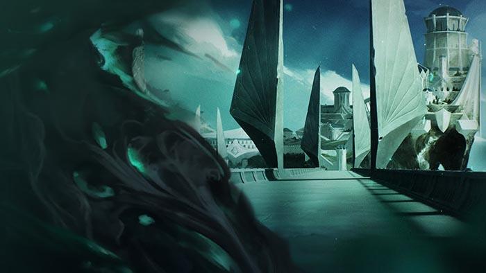 LMHT: Riot Games chuẩn bị cho Màn Sương Đen xâm chiếm Demacia