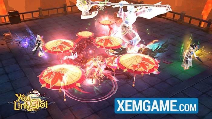 Yêu Linh Giới | XEMGAME.COM