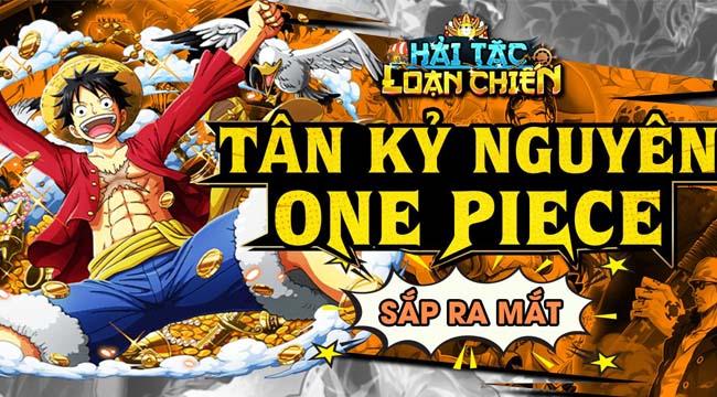 Hải Tặc Loạn Chiến – game lấy đề tài One Piece sắp được ra mắt