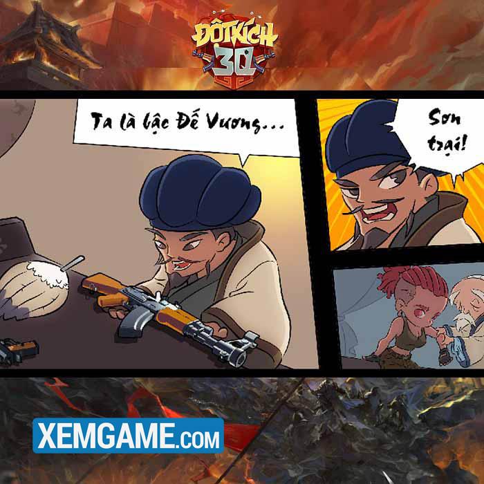 Đột Kích 3Q   XEMGAME.COM
