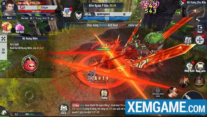 Trải nghiệm Land of Doran VN - game hành động với cơ chế nhập vai đặc sắc