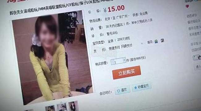Game thủ LMHT ở Trung Quốc mất trắng 500 triệu vì thuê gái chơi chung