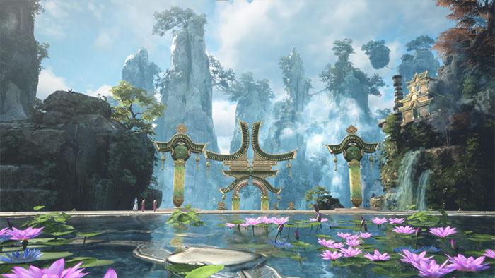 Game tiên hiệp đẹp nhất Cổ Kiếm Kỳ Đàm Online ra mắt vào ngày mai